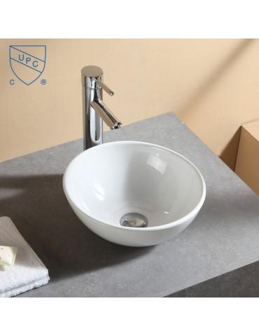 White Rectangle Ceramic