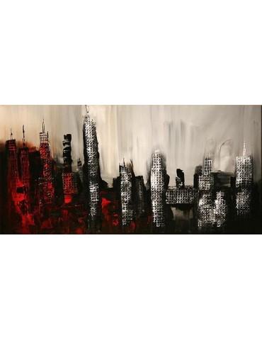 Oil painting 60 * 100cm
