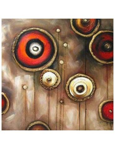 Oil painting 80*80cm
