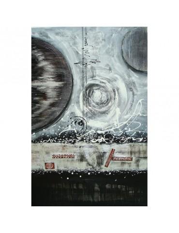 Oil painting 40 * 70cm