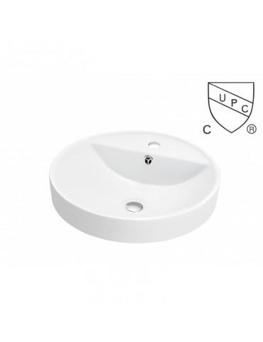 Ceramic bassin 18,5