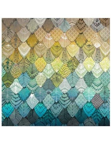 Canvas mosaic 60 x 60