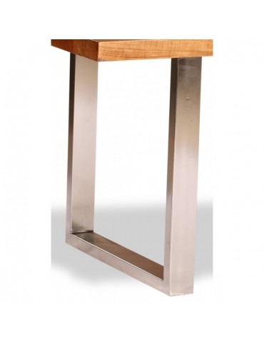 Metal legs for table