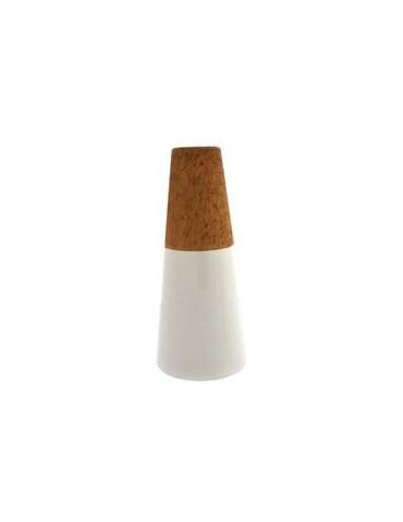 Ceramic vase flam g 27 cm