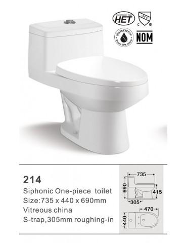 Toilette- DÉMO