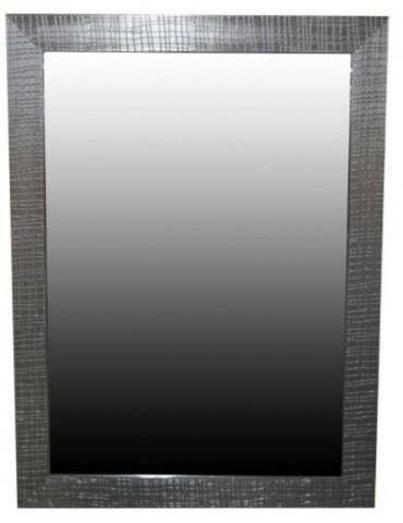 Miroir quadrillé