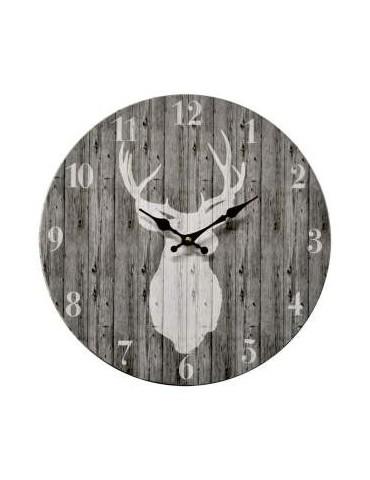 Clock deer