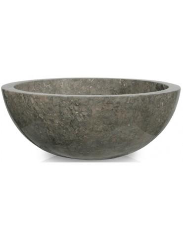 Bressa sink polished marble 40*15