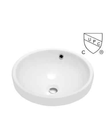 Ceramic bassin 18