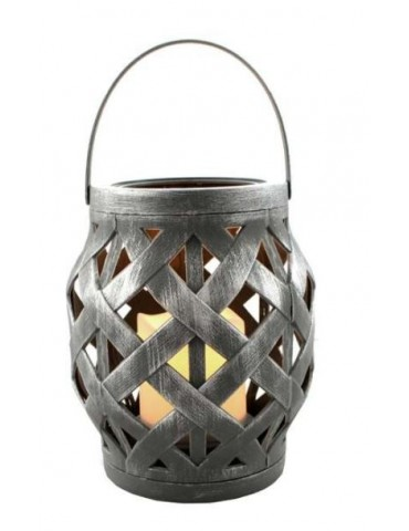 Lantern antic grey