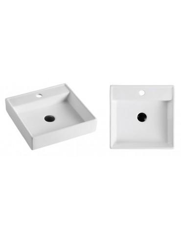 Porcelain bassin 18 * 18 * 4.1