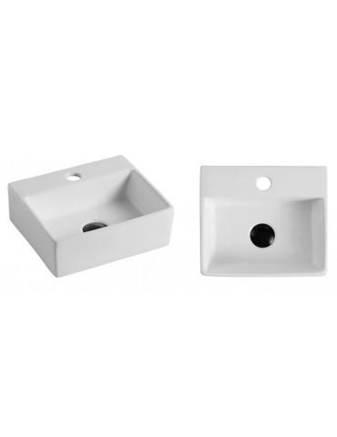 Porcelain bassin 13.4 * 11.6* 4.7