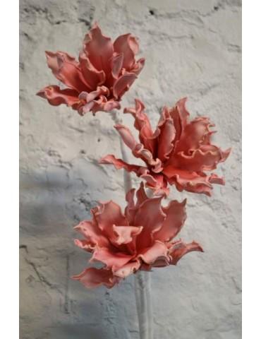 Pink tiare