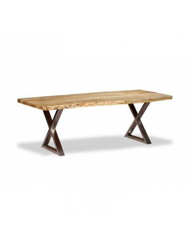 Table en acacia 200cm (79