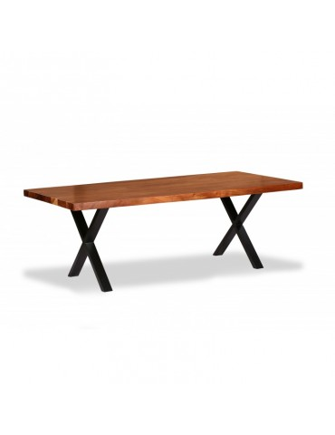 Table en acacia 200cm (79
