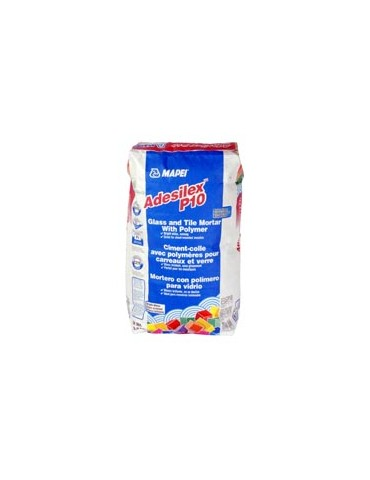 Adesilex P10 Glass Tile Mortar 10lbs