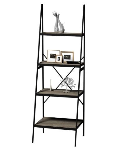 4 tier ladder shelf