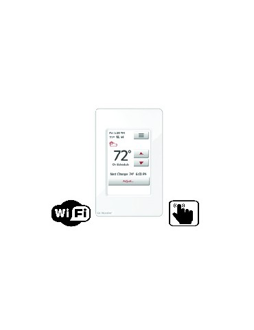 Wi-Fi Smart Touch Screen Thermostat