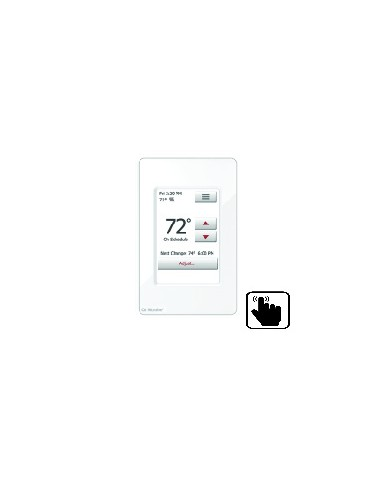 Touch Screen Thermostat