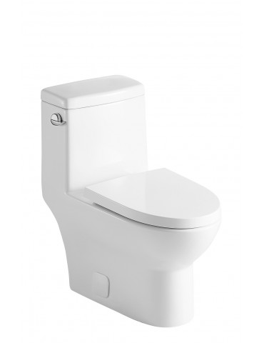 One piece toilet ID153OPT-SIDE