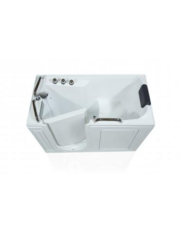 Free standing bath tub with door Q373
