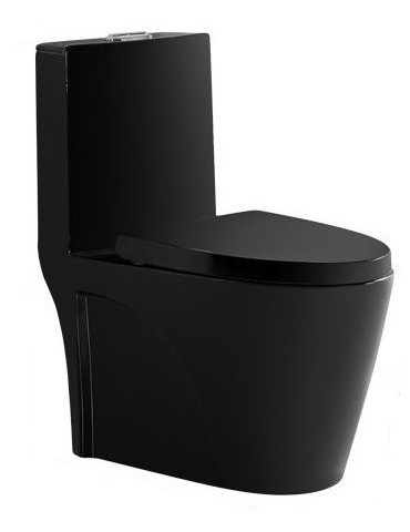 Wodan, One piece toilet